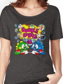 Bubble Bobble Retro Women's Relaxed Fit T-Shirt