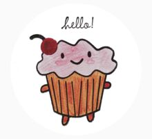 Hello Cupcake by marcelinesmith