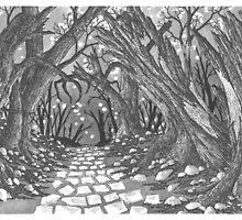 Wrong Road - www.jbjon.com by Jonathan Baldock