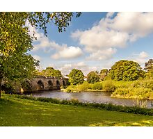 Croft Bridge Photographic Print