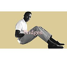 Leon Bridges - Bridges Photographic Print