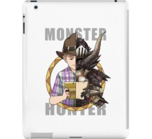 Hunter's Life (Charles Custom) iPad Case/Skin