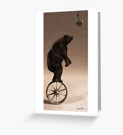 Equilibrium IV Greeting Card