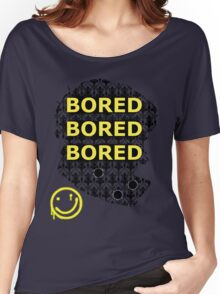 Sherlock BORED Women's Relaxed Fit T-Shirt