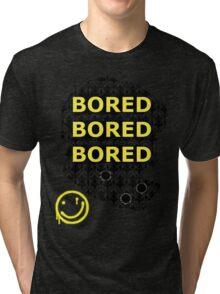 Sherlock BORED Tri-blend T-Shirt