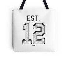 Establish Date Tee Tote Bag