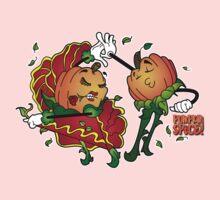 That Pumpkin SPICE One Piece - Short Sleeve