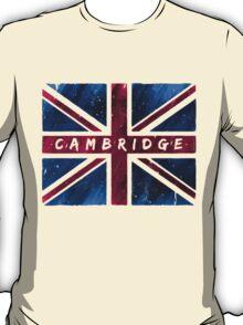 Cambridge Union Jack British Flag T-Shirt