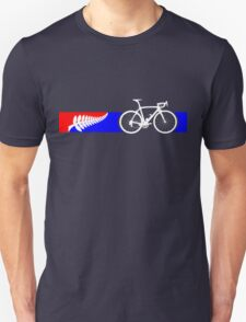 Bike Stripes New Zealand T-Shirt