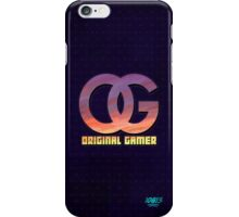 Original Gamer iPhone Case/Skin