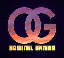 Original Gamer by 10813Apparel