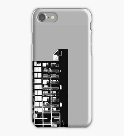 Facing the North-Grey  iPhone Case/Skin