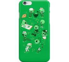 Lawn of the dead iPhone Case/Skin
