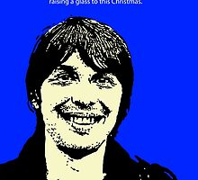 Brian Cox Christmas by DJVYEATES