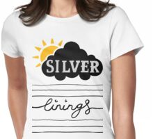 every cloud Womens Fitted T-Shirt