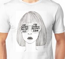 the sadness Unisex T-Shirt