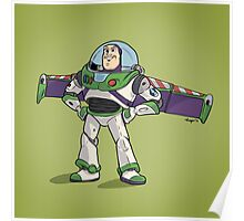 Toy Story :: Buzz Lightyear Poster