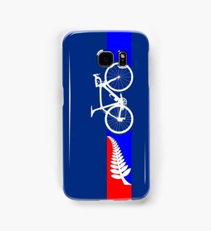 Bike Stripes New Zealand Samsung Galaxy Case/Skin