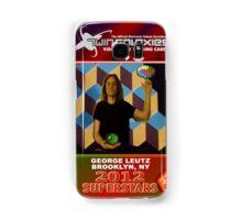 George Leutz Q*Bert Rookie Card Samsung Galaxy Case/Skin