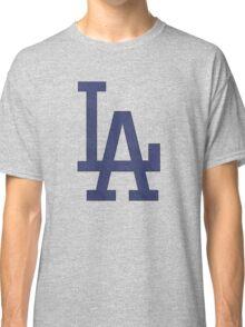 °BASEBALL° L.A. Dodgers Denim Classic T-Shirt