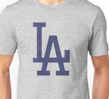 °BASEBALL° L.A. Dodgers Denim Unisex T-Shirt