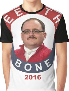 Ken Bone: Feel The Bone Graphic T-Shirt