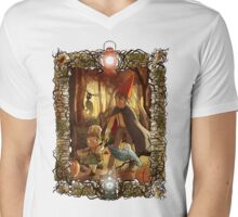 Over the Garden Wall Mens V-Neck T-Shirt