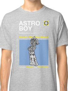 Owners' Manual - Astro Boy - T-shirt Classic T-Shirt