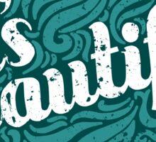 TWOTL Cliff Diving Club Sticker