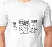 Cute Musical Equipment Unisex T-Shirt