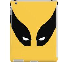 Wolverine i love your eyes iPad Case/Skin