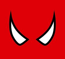 Spiderman i love your eyes by Paumakemake