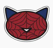 Spider Meow Kids Tee