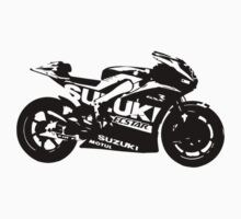 Suzuki GSX-RR MotoGP Bike One Piece - Short Sleeve