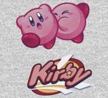 Kirby One Piece - Long Sleeve