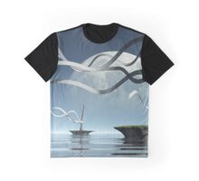 Ribbon Islands Graphic T-Shirt
