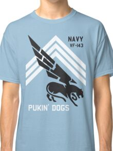 VF-143 Pukin Dogs Sans Reproache           Classic T-Shirt