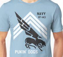 VF-143 Pukin Dogs Sans Reproache           Unisex T-Shirt