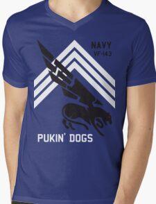 VF-143 Pukin Dogs Sans Reproache           Mens V-Neck T-Shirt