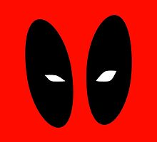 Deadpool i love your eyes by Paumakemake