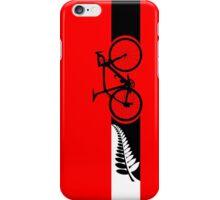 Bike Stripes New Zealand v2 iPhone Case/Skin