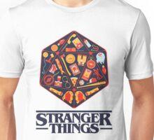 Stranger Things Dice Eleven Unisex T-Shirt