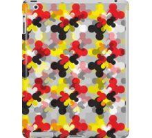 Mickey head pattern iPad Case/Skin