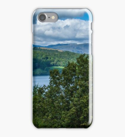 Lake Windermere Panorama iPhone Case/Skin