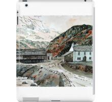 """Yew Tree Farm, Coniston, The Lake District, Cumbria"" iPad Case/Skin"