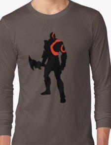 Kratos - The God of War Long Sleeve T-Shirt
