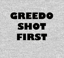 Greedo Shot First Unisex T-Shirt