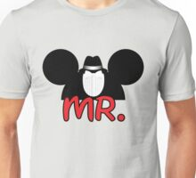 Character inspired Mr. Unisex T-Shirt