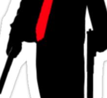 Agent 47 Sticker