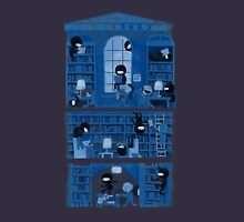 Silence in the Library T-Shirt